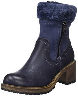 Refresh Women's 64783 Ankle Boots, Blue Navy