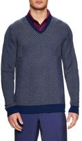 J. Lindeberg M Louis Acmerino Sweater