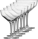 Schott Zwiesel Charles Schumann Basic Bar Contemporary Martini Glasses (Set of 6)
