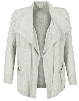 Benetton OSINUIE women's Cardigans in Grey