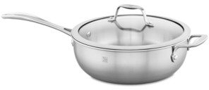Zwilling J.A. Henckels Spirit Stainless Steel 4.6-Qt. Perfect Pan