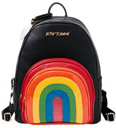 Betsey Johnson Back To School Rainbow Backpack