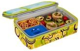 Fit & Fresh Bento Lunch Box Kit with Ice Packs - Sun Swirls
