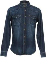 Wrangler Denim shirts - Item 42629152