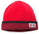 Under Armour Boys 8-20 Ribbed Knit Cap