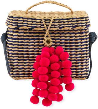 Nannacay - Cotio Roge Small Stripes Crossbody Bag