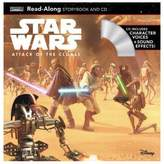 Star Wars Attack of the Clones : Read-along Storybook (Paperback)