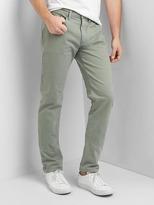 Gap Broken twill slim fit jeans