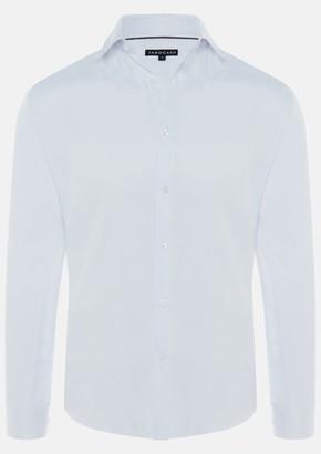 TAROCASH White Tobias Dress Shirt