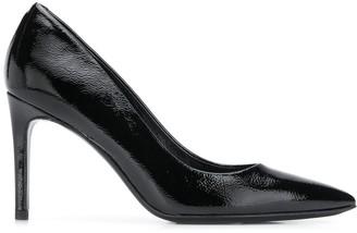 Paul Warmer Pointed Toe High-Heel Pumps
