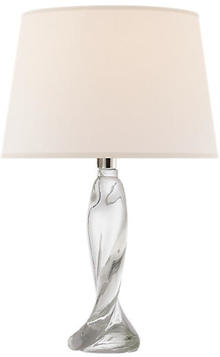 Visual Comfort & Co. Chloe Table Lamp - Clear Glass