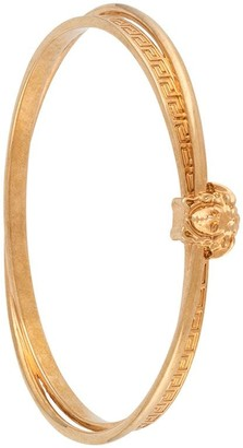 Versace Greca Medusa head bracelet