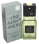 Jacques Bogart ONE MAN SHOW by Eau De Toilette Spray 1 oz (Men)