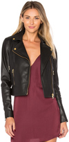 Muu Baa Muubaa Harrier Biker Jacket