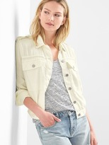 Gap TENCEL twill icon jacket