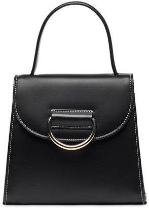 Little Liffner Little Lady Leather Top Handle Bag