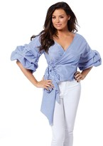 Jessica Wright Multi Thrilled Blouse