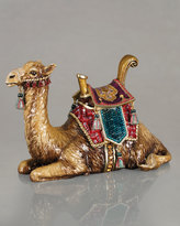 Jay Strongwater Camel Figurine