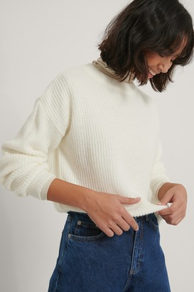 NA-KD Loose Knitted Sweater