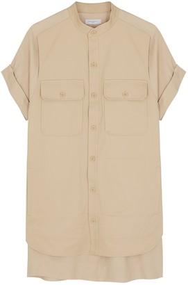 Equipment Acaena Sand Twill Shirt Dress