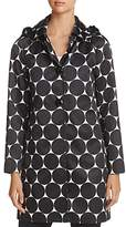 Kate Spade Dot Print Raincoat