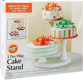 JCPenney Wilton Brands 3-Tier Pillar Cake Stand - Off-White