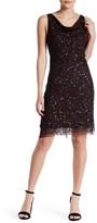 Raga Cowl Neck Sequin Dress