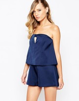 Keepsake To The Point Romper