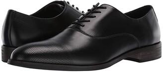 Kenneth Cole Reaction Jean Lace-Up (Black) Men's Shoes