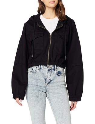 New Look Women's Bomber Jacket Sweet Chilli Coat