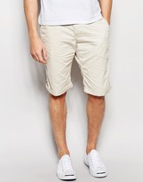 Esprit Chino Shorts In Straight Fit