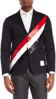 Thom Browne Stripe Sport Coat