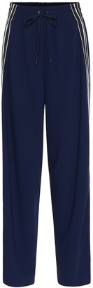 See by Chloe Striped trackpants