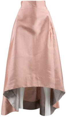 Sandra Weil Pink Skirt for Women