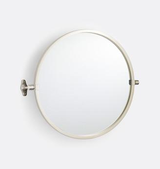 Rejuvenation Tolson Round Pivot Mirror