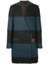 Kolor striped coat