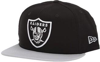New Era NFL Basic Snap 9FIFTY(r) Snapback Cap - Oakland Raiders