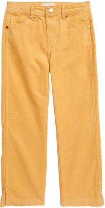 Habitual Leona Wide Leg Corduroy Pants