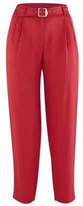 Koché Belted trousers