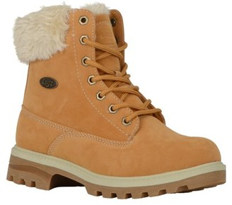Lugz Women's Empire Hi Fur 6-Inch Boots