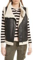 Joie Women's Danay Faux Shearling Vest