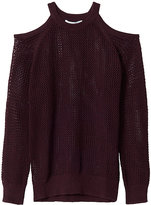 IRO Lina Cut Out Sweater