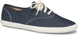 Keds Champion Low-Top Denim Sneakers