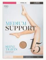 Marks and Spencer 15 Denier Medium Support Sheer Tights