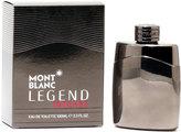 Montblanc Mont Blanc Legend Intense Eau de Toilette, 3.3 oz