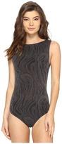 Wolford Marble String Bodysuit Women's Underwear