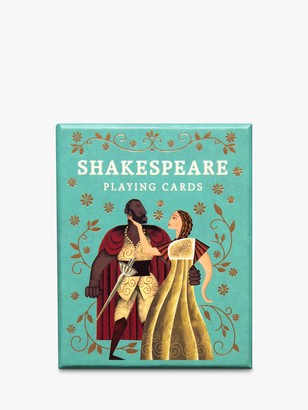 Laurence King Publishing Shakespeare's Characters Playing Cards
