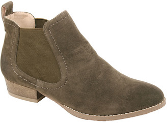 American Mettle Women's Casual boots OLIVE - Olive Glory Ankle Boot - Women