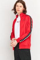 Kappa Anniston Red Track Jacket