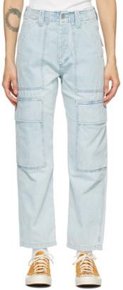 Citizens of Humanity Blue Kierra Surplus Jeans